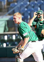 Michael Brenley / Boise Hawks..Photo by:  Bill Mitchell/Four Seam Images