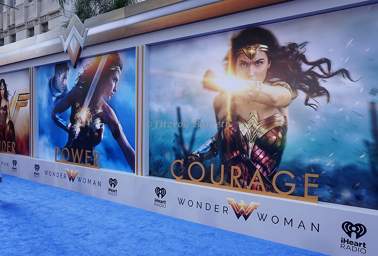 The Los Angeles world premiere of Wonder Women, held at the Pantages Theatre Hollywood, California on May 25, 2017