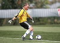 US Soccer Development Academy. Albertson vs Carmel United. July 15th, 2008. Home Depot Center, Carson, CA.