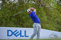 Gary Woodland  (USA) watches his tee shot on 12 during day 3 of the WGC Dell Match Play, at the Austin Country Club, Austin, Texas, USA. 3/29/2019.<br /> Picture: Golffile | Ken Murray<br /> <br /> <br /> All photo usage must carry mandatory copyright credit (© Golffile | Ken Murray)