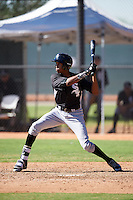 Chicago White Sox Anderson Comas (61) during an Instructional League game against the Los Angeles Dodgers on October 15, 2016 at the Camelback Ranch Complex in Glendale, Arizona.  (Mike Janes/Four Seam Images)