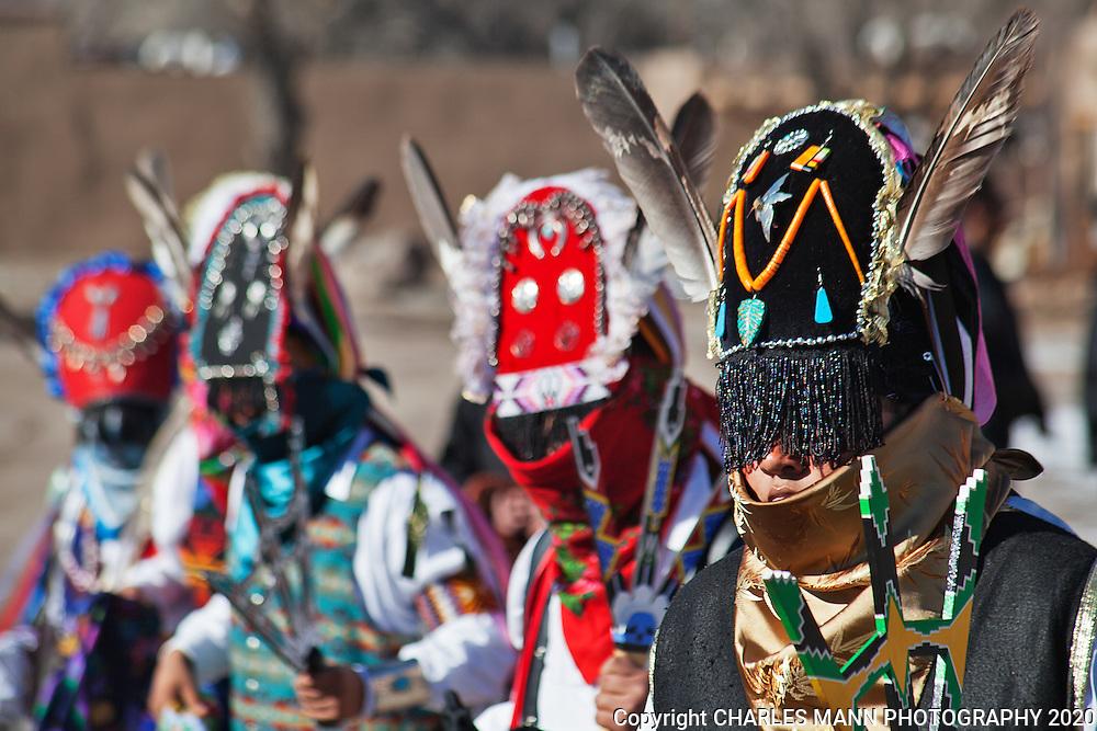 Ohkay Owingeh_Christmas_Matachine dances_2012_Santa Fe