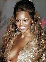 BEYONCE 2004 FILE PHOTO<br /> Photo to By John Barrett-PHOTOlink