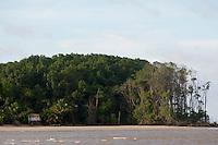Reserva Extrativista Marinha de Soure<br /> Marajó, Soure, Pará, Brasil<br /> Foto Paulo Santos<br /> 21/04/2014