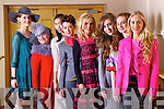 Models at the fashion show in aid of the Motor Neurone Disease Association and the Palliative Care Unit at Kerry General Hospital, held in the Brandon Hotel on Saturday evening were l-r: Sinead Harrington, Margaret Stritch, Danny Xu, Grace Madden, Dawn O'Sullivan Blathnaid O'Callaghan, Aisling McDaid and Kristen McKenzie Vass.
