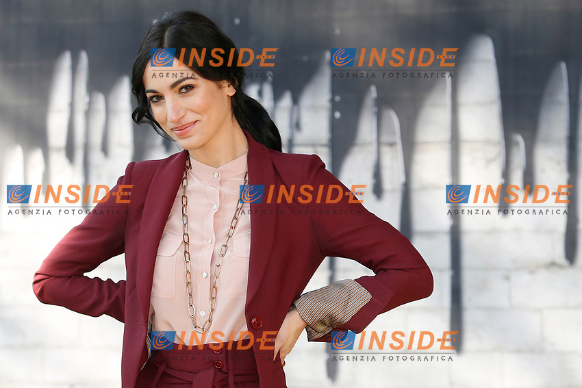 Cristina Pelliccia<br /> Rome February 20th 2019. Photocall for the presentation of the second season of the Netflix series Suburra at Casa del Cinema in Rome.<br /> Foto Samantha Zucchi Insidefoto
