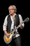 Mick Jones of Foreigner performs at Riverbend Music Center in Cincinnati, Ohio on August 3, 2011.