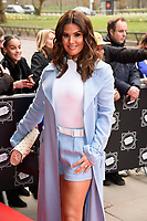 Rebekah Vardy<br /> arriving for TRIC Awards 2018 at the Grosvenor House Hotel, London<br /> <br /> ©Ash Knotek  D3388  13/03/2018
