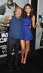 HOLLYWOOD, CA - OCTOBER 15: John Savage and Blanca Blanco arrive at the Los Angeles premiere of 'Alex Cross' at the ArcLight Cinemas Cinerama Dome on October 15, 2012 in Hollywood, California.