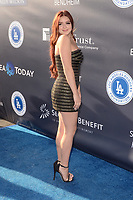LOS ANGELES - JUN 8:  Ariel Winter at the Los Angeles Dodgers Foundations 3rd Annual Blue Diamond Gala at the Dodger Stadium on June 8, 2017 in Los Angeles, CA