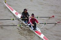 Crew: 446  MAR-O'MALLEY  Marlow Rowing Club  W 2x Freshers<br /> <br /> Pairs Head 2018<br /> <br /> To purchase this photo, or to see pricing information for Prints and Downloads, click the blue 'Add to Cart' button at the top-right of the page.