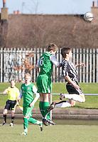 St Mirren v Hibernian U19 260211