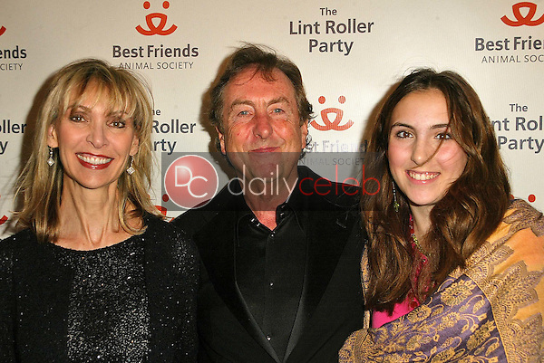 Eric Idle and family<br />