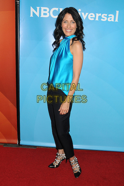 14 July 2014 - Beverly Hills, California - Lisa Edelstein. NBC Universal Press Tour Summer 2014 - Day 2 held at the Beverly Hilton Hotel. <br /> CAP/ADM/BP<br /> &copy;Byron Purvis/AdMedia/Capital Pictures