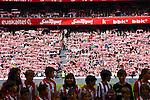 Football macht during La Liga BBVA.<br /> Athletic Club - Real Sociedad