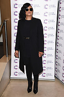 Gabrielle<br /> arriving at James Ingham's Jog On To Cancer, in aid of Cancer Research UK at The Roof Gardens in Kensington, London. <br /> <br /> <br /> ©Ash Knotek  D3248  12/04/2017