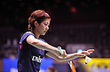 Reiko Shiota,.DECEMBER 8, 2011 - Badminton : 65th All Japan Badminton Championships Mixed Doubles at Yoyogi 2nd Gymnasium in Tokyo, Japan. (Photo by Jun Tsukida/AFLO SPORT) [0003].