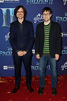 Hollywood, CA - NOV 07:  Brian Bell and Rivers Cuomo attend the world premiere of Disney's 'Frozen II' at the Dolby Theatre on November 7, 2019 in Los Angeles CA.  <br /> CAP/MPI/IS<br /> ©IS/MPI/Capital Pictures