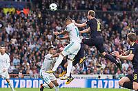 REAL MADRID v TOTTENHAM HOTSPUR FC. CHAMPIONS LEAGUE 2017/2018. GROUP H. MATCH 3.