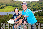 Preparations are underway for a one-day adventure race at Cappanalea Outdoor Education Centre next month. .L-R Senior Instructor Colette Lawlor and Director of Cappanalea OEC Donal Dowd
