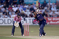 Ravi Bopara of Essex in batting action during Essex Eagles vs Middlesex, Vitality Blast T20 Cricket at The Cloudfm County Ground on 6th July 2018