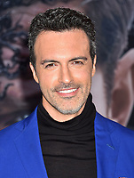 WESTWOOD, CA - OCTOBER 01: Reid Scott attends the Premiere Of Columbia Pictures' 'Venom' at Regency Village Theatre on October 1, 2018 in Westwood, California.<br /> CAP/ROT/TM<br /> ©TM/ROT/Capital Pictures