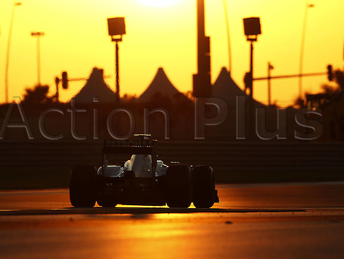 11.11.2011 Abu Dhabi, United Arab Emirates.  Grand Prix of Abu Dhabi 07 Michael Schumacher ger Mercedes GP Petronas F1 team, during the practice session at the FIA Abu Dhabi Grand Prix in the UAE.