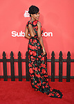 WESTWOOD, CA - OCTOBER 22: Actress Karimah Westbrook arrives at the Premiere Of Paramount Pictures' 'Suburbicon' at Regency Village Theatre on October 22, 2017 in Westwood, California.