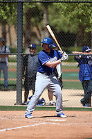 Jeff Malm - Los Angeles Dodgers 2016 spring training (Bill Mitchell)