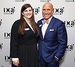 Rachel Routh and Joseph A. Bierman during An Evening Of Legacy, Philanthropy & Music For The Benefit Of The Dramatists Guild Foundation at Morgan Stanley Headquarters on May 13, 2019 in New York City.