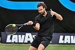 11.06.2019, Tennisclub Weissenhof e. V., Stuttgart, GER, Mercedes Cup 2019, ATP 250, Ernests GULBIS (LAT) vs Felix AUGER-ALIASSIME (CAN) [7] <br /> <br /> im Bild Ernests GULBIS (LAT) <br /> <br /> Foto © nordphoto/Mauelshagen
