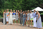 Splash benefitting Hearts of Gold was held at the home of Cheryl and Michael Barrett on June 28, 2013 in Briarcliff Manor, New York with Boutique shopping, raffle/silent auction, poolside luncheon, sizzling summer fashion show - Hearts of Gold Deborah Koenigsbberger headed the event.  (Photo by Sue Coflin/Max Photos)