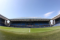 A general view of Ewood Park the home of Blackburn Rovers<br /> <br /> Photographer Mick Walker/CameraSport<br /> <br /> The Premier League - Blackburn Rovers v Cardiff City - Saturday August 24th 2019 - Ewood Park - Blackburn<br /> <br /> World Copyright © 2019 CameraSport. All rights reserved. 43 Linden Ave. Countesthorpe. Leicester. England. LE8 5PG - Tel: +44 (0) 116 277 4147 - admin@camerasport.com - www.camerasport.com