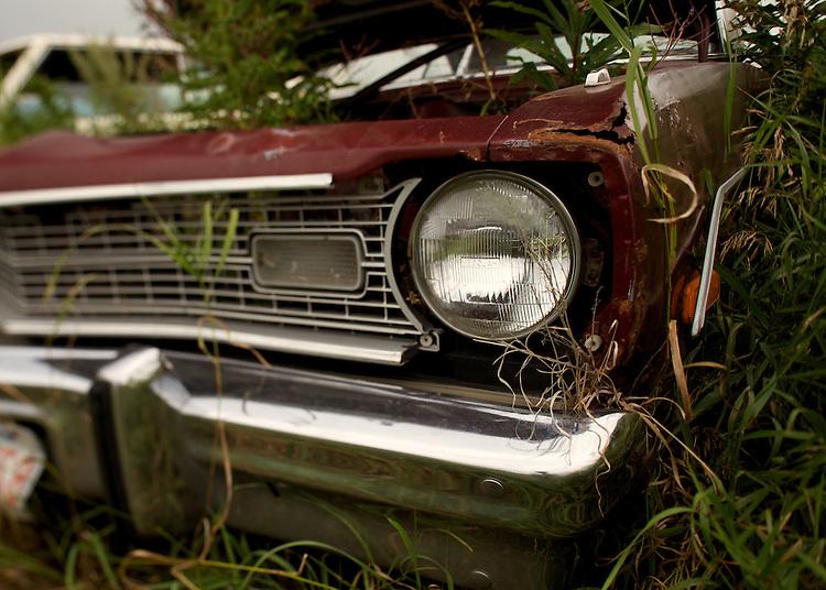 Badlands and Buicks
