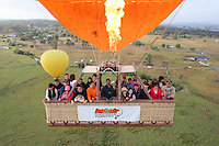 20161107 November 07 Hot Air Balloon Gold Coast