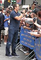 June 26, 2012 Drew Brees at Late Show with David Letterman in New York City. © RW/MediaPunch Inc. *NORTEPHOTO*<br />  **SOLO*VENTA*EN*MEXICO** **CREDITO*OBLIGATORIO** *No*Venta*A*Terceros* *No*Sale*So*third* *** No Se Permite Hacer Archivo** *No*Sale*So*third*©Imagenes con derechos de autor,©todos reservados. El uso de las imagenes está sujeta de pago a nortephoto.com El uso no autorizado de esta imagen en cualquier materia está sujeta a una pena de tasa de 2 veces a la normal. Para más información: nortephoto@gmail.com* nortephoto.com.