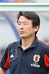 Hiroshi Yoshida Head Coach (JPN), .JUNE 17, 2012 - Football / Soccer : .International Friendly match between .Japan 1-0 U.S.A.at Nagai Stadium, Osaka, Japan. (Photo by Akihiro Sugimoto/AFLO SPORT) [1080]