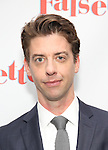 Christian Borle attends the Opening Night After Party for 'Falsettos'  at the New York Hilton Hotel on October 27, 2016 in New York City.