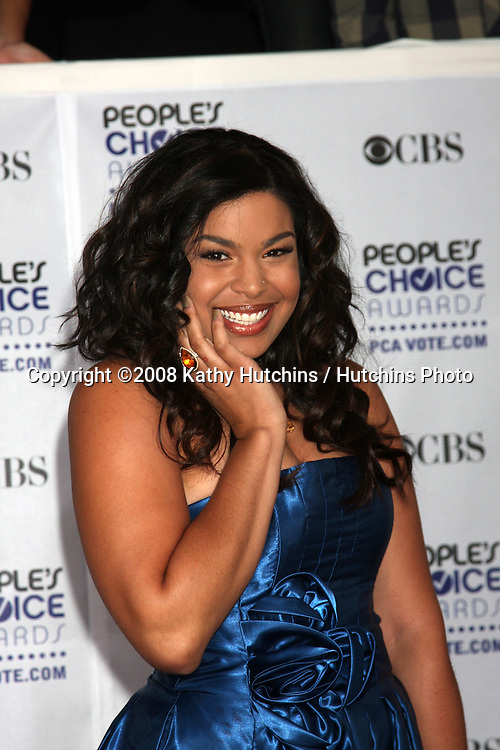 Jordin Sparks  arriving  at the People's Choice Awards at the Shrine Auditorium, in Los Angeles, CA on .January 7, 2009.©2008 Kathy Hutchins / Hutchins Photo..                .
