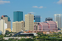 Edmonton skyline looking westerly, northwesterly<br /> Edmonton<br /> Alberta<br /> Canada