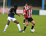 James Wallace of Sheffield Utd during the U23 Professional Development League Two match at the Local Look Stadium, Sheffield. Picture date: September 26th, 2016. Pic Simon Bellis/Sportimage