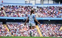 20190907 – MANCHESTER, ENGLAND: Manchester City's Tessa Wullaert is pictured during the match between Manchester City Women and Manchester United Women, first game for both of the teams in the Barclays FA Women's Super League , Saturday  7th September 2019 at the Ethiad Stadium, Manchester. PHOTO SPORTPIX.BE | Sevil Oktem