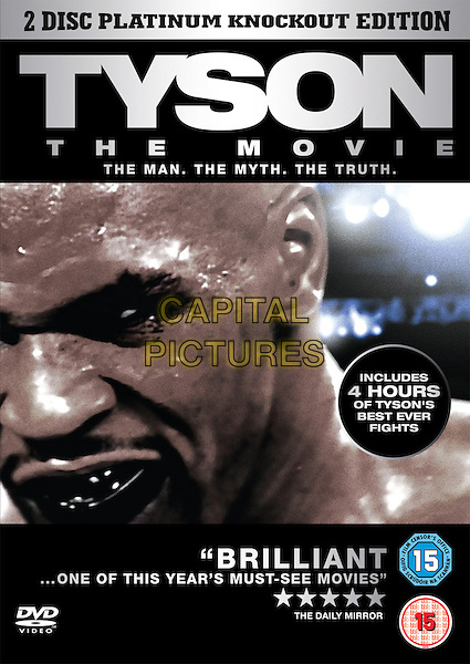 POSTER ART.in Tyson The Movie.*Filmstill - Editorial Use Only*.CAP/PLF.Supplied by Capital Pictures.