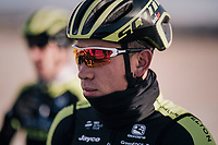 Caleb Ewan (AUS/Michelton-Scott) at the Michelton-Scott training camp in Almeria, Spain<br /> february 2018