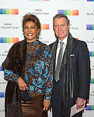 Former United States Secretary of Defense William Cohen and his wife, Janet, arrive for the formal Artist's Dinner honoring the recipients of the 38th Annual Kennedy Center Honors hosted by United States Secretary of State John F. Kerry at the U.S. Department of State in Washington, D.C. on Saturday, December 5, 2015. The 2015 honorees are: singer-songwriter Carole King, filmmaker George Lucas, actress and singer Rita Moreno, conductor Seiji Ozawa, and actress and Broadway star Cicely Tyson.<br /> Credit: Ron Sachs / Pool via CNP