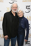 Terrence Mann and Louise Pitre attends the Sneak Peek Presentation for 'Marie, Dancing Still - A New Musical'  at Church of Saint Paul the Apostle in Manhattan on March 4, 2019 in New York City.