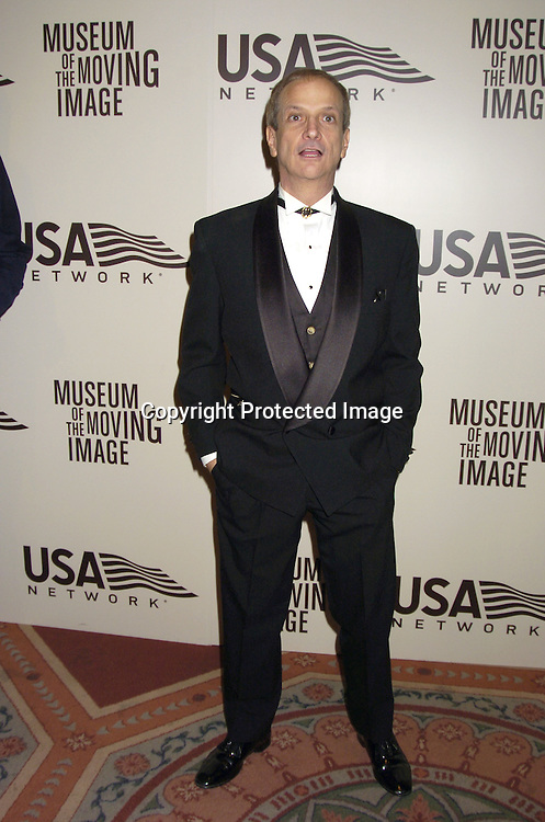 Ron Pallilo ..at the American Museum of the Moving Image salute to John Travolta on December 5, 2004 at The Waldorf Astoria ..Hotel. ..Photo by Robin Platzer, Twin Images
