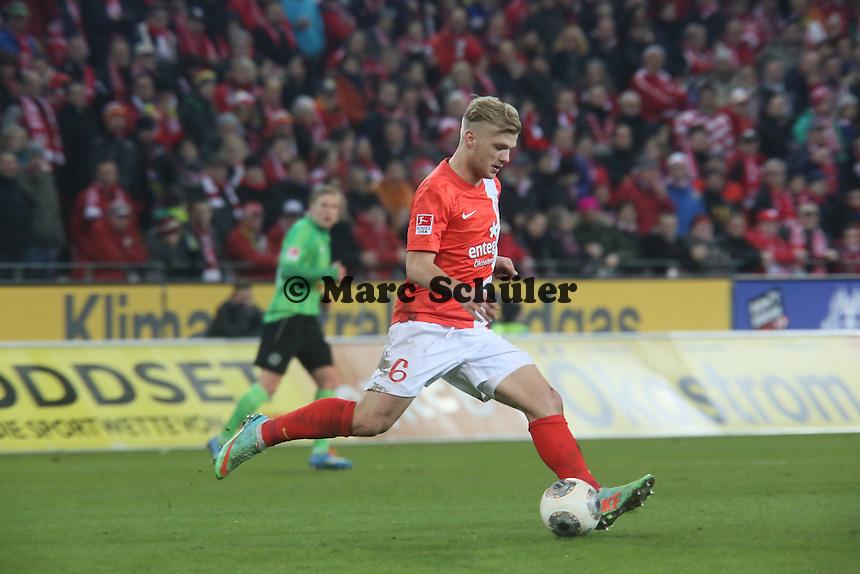 Johannes Geis (Mainz) - 1. FSV Mainz 05 vs. Hannover 96, Coface Arena, 21. Spieltag