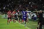 Deportivo Independiente Medellín se convirtió en campeón de la Liga Águila I-2016, tras vencer 2-0 (3-1 en el global) a Atlético Junior como local.
