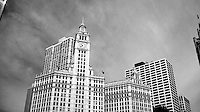Wrigley Building Chicago <br /> Illinois USA By Jonathan Green